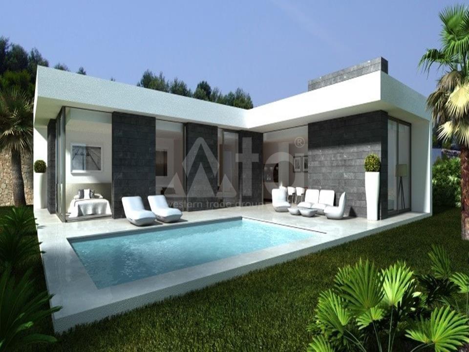 4 bedroom Villa in Finestrat  - CAM117623 - 2