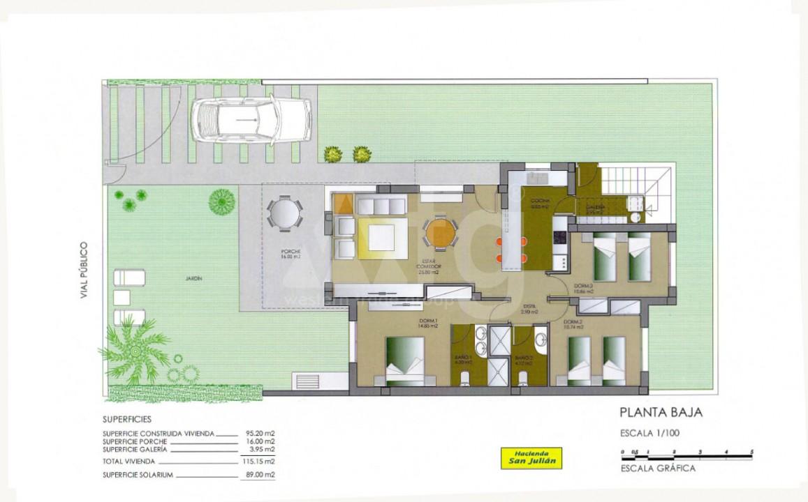 3 bedroom Villa in Lorca - AGI8436 - 27