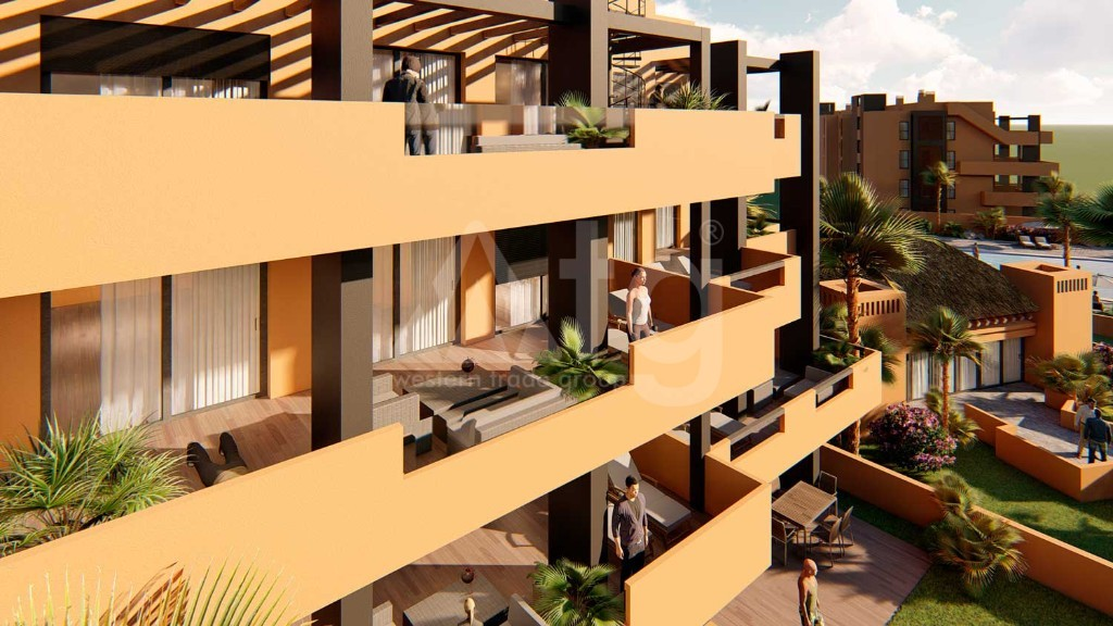 3 bedroom Villa in Pilar de la Horadada - OK8097 - 3