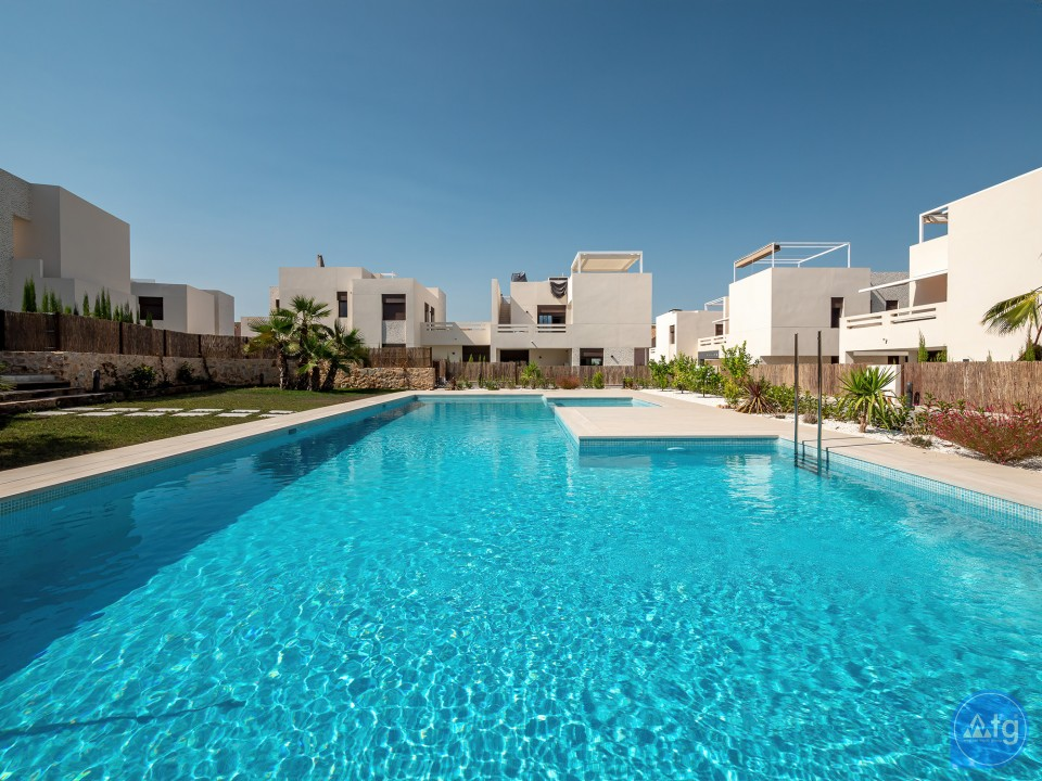3 bedroom Villa in Pilar de la Horadada - AG3304 - 1