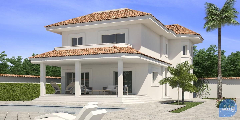 4 bedroom Villa in Rojales - GV5976 - 1