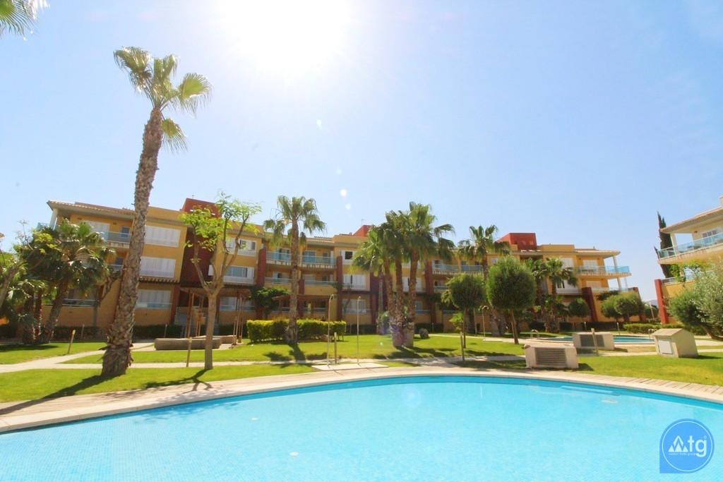 3 bedroom Villa in San Miguel de Salinas - GEO5313 - 2