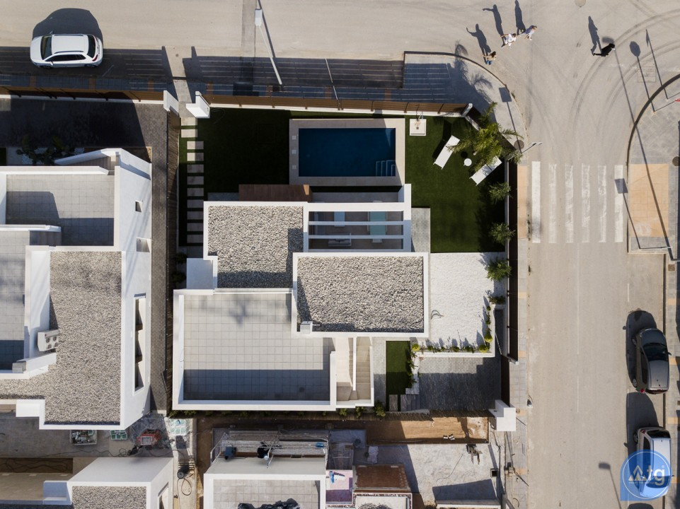 3 bedroom Villa in San Miguel de Salinas  - VG7999 - 12