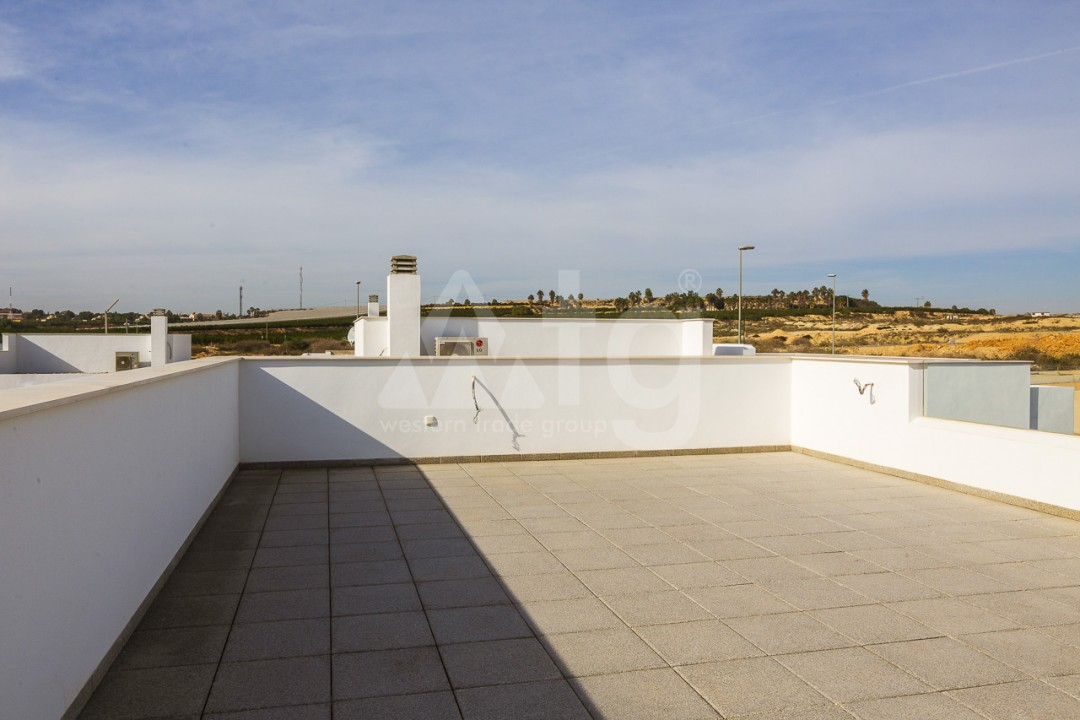 3 bedroom Villa in San Miguel de Salinas  - VG7999 - 35