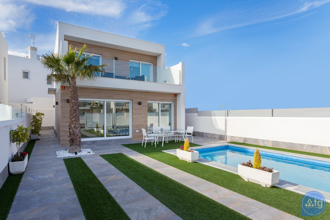 3 bedroom Villa in San Pedro del Pinatar  - RP8037 - 22