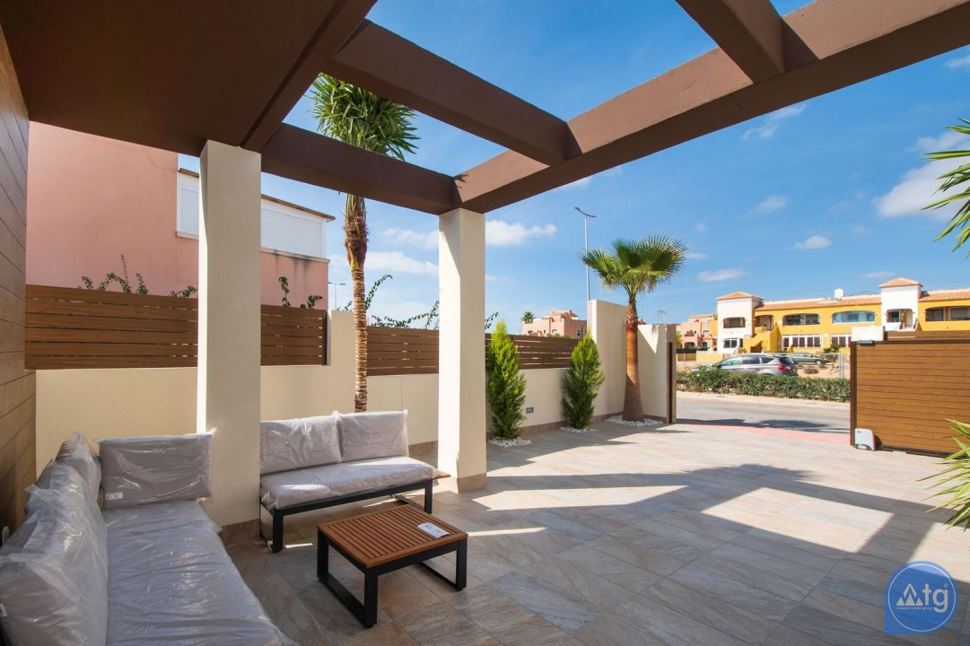 2 bedroom Villa in Torrevieja  - AG4258 - 8