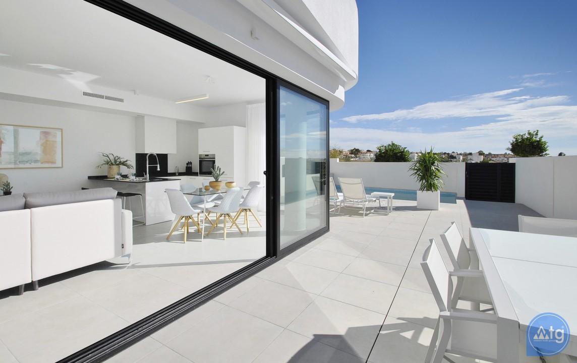 4 bedroom Villa in Villamartin - AG4296 - 3