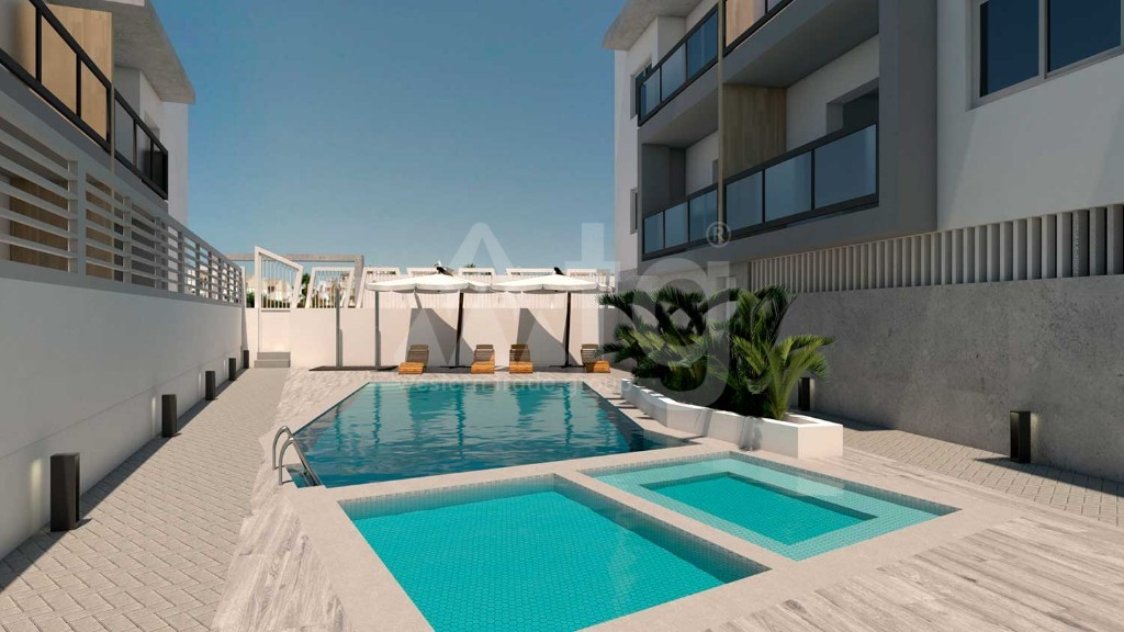 3 bedroom Villa in San Miguel de Salinas - VG8003 - 40