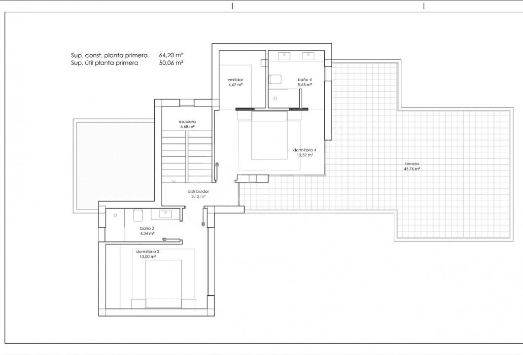 4 bedroom Villa in Benissa - MH7434 - 42