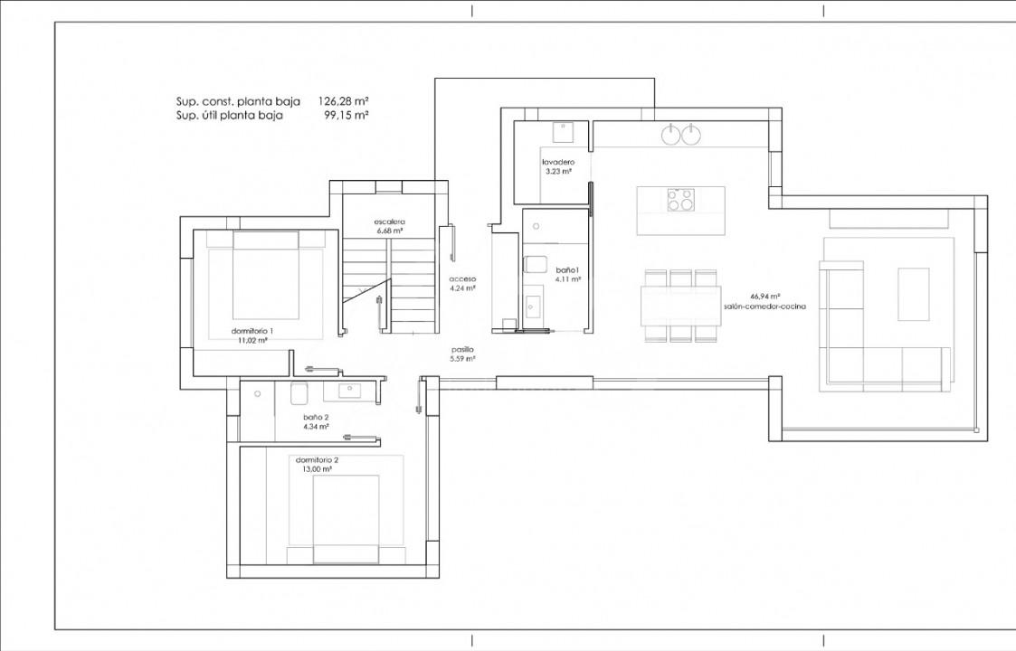 4 bedroom Villa in Benissa - MH7434 - 43