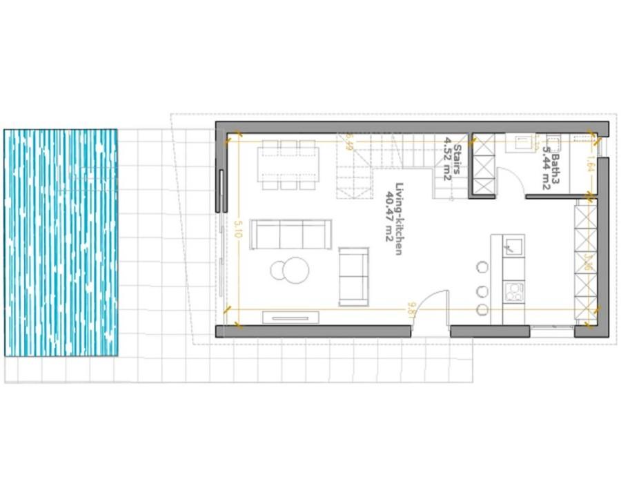 3 bedroom Villa in Ciudad Quesada - LAI7747 - 19