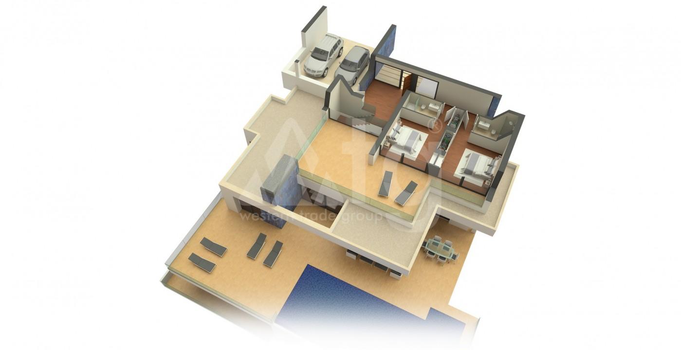 Villa de 3 chambres à Cumbre del Sol - VAP119749 - 5
