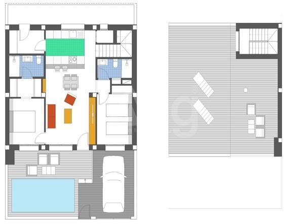 Villa de 2 chambres à Daya Vieja - PL116160 - 17
