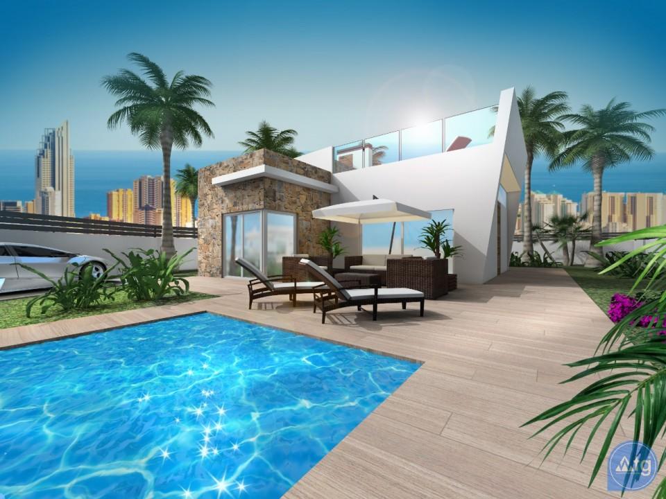 Villa de 4 chambres à Finestrat - AG114895 - 1