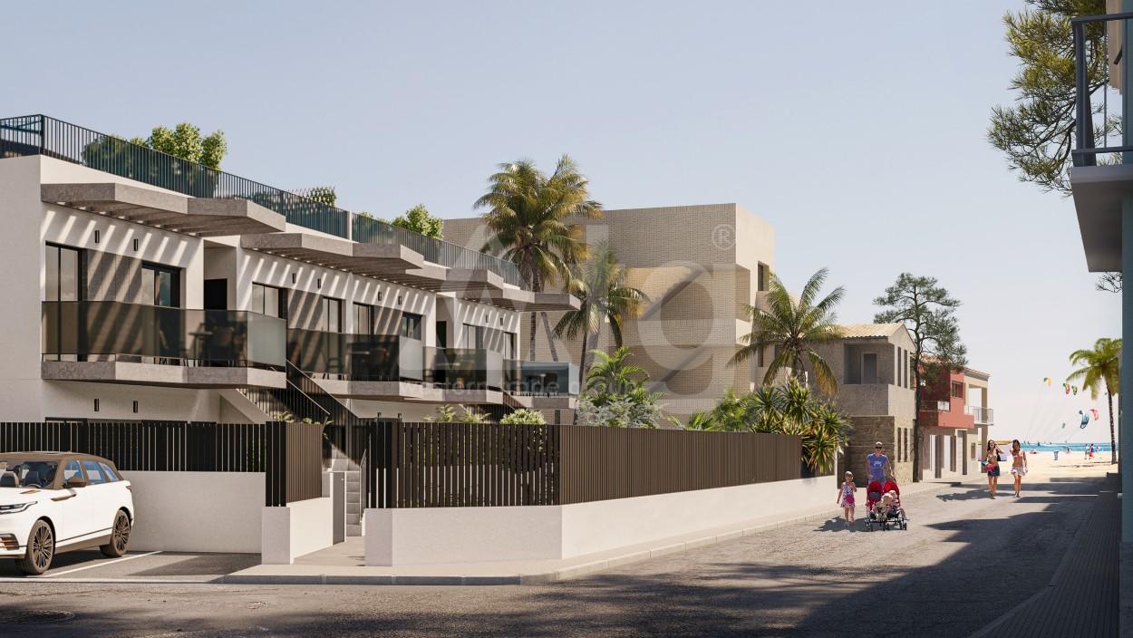 Villa de 3 chambres à Pilar de la Horadada - RP117536 - 2