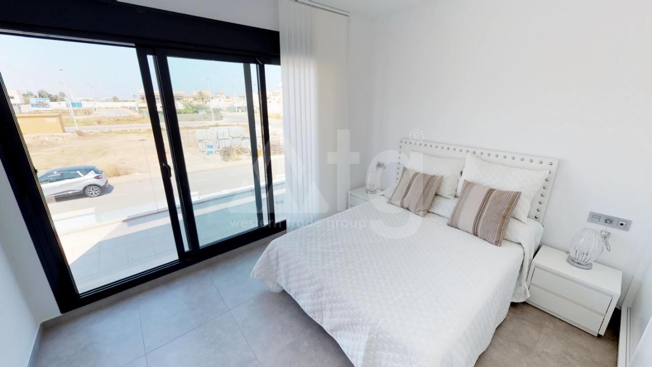 Villa de 3 chambres à San Pedro del Pinatar - GU8208 - 23