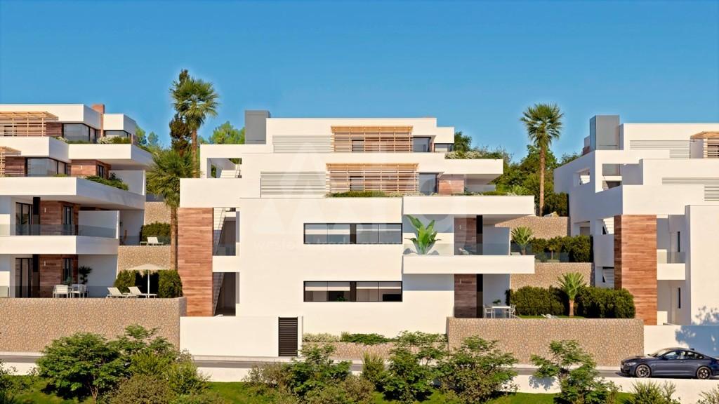 Villa de 3 chambres à San Pedro del Pinatar - GU8208 - 3