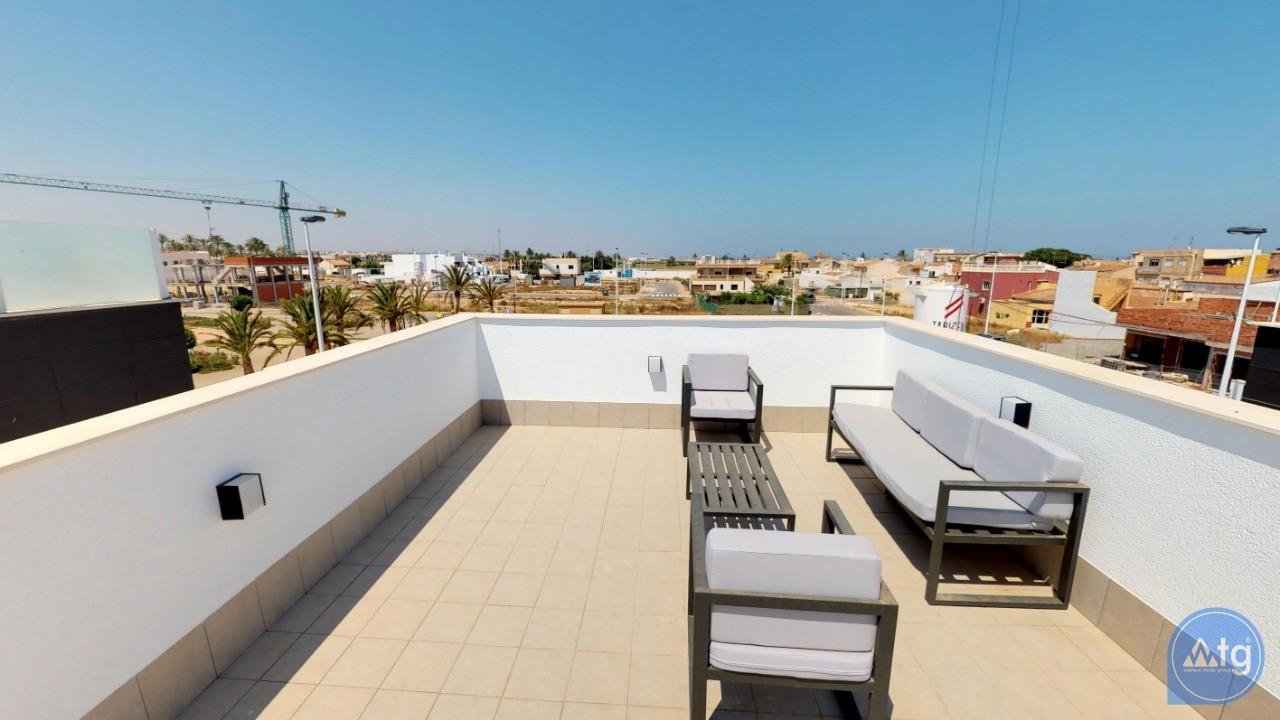 Villa de 3 chambres à San Pedro del Pinatar - GU8208 - 32