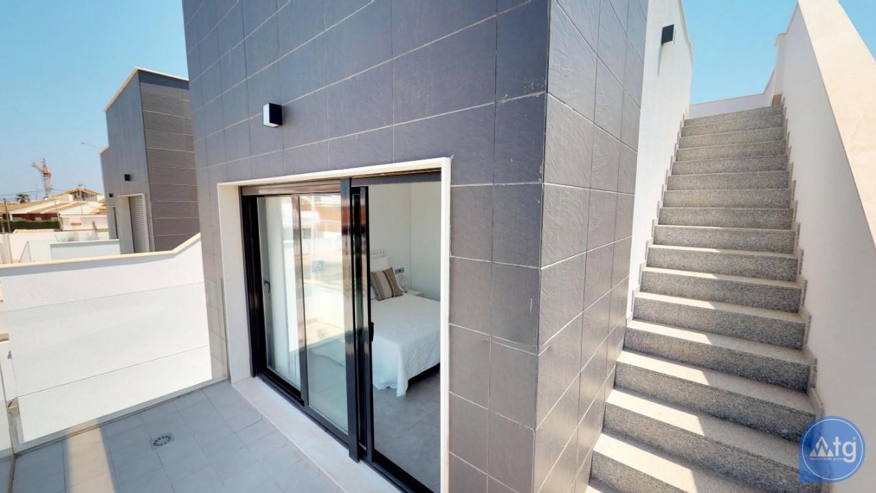 Villa de 3 chambres à San Pedro del Pinatar - GU8208 - 35