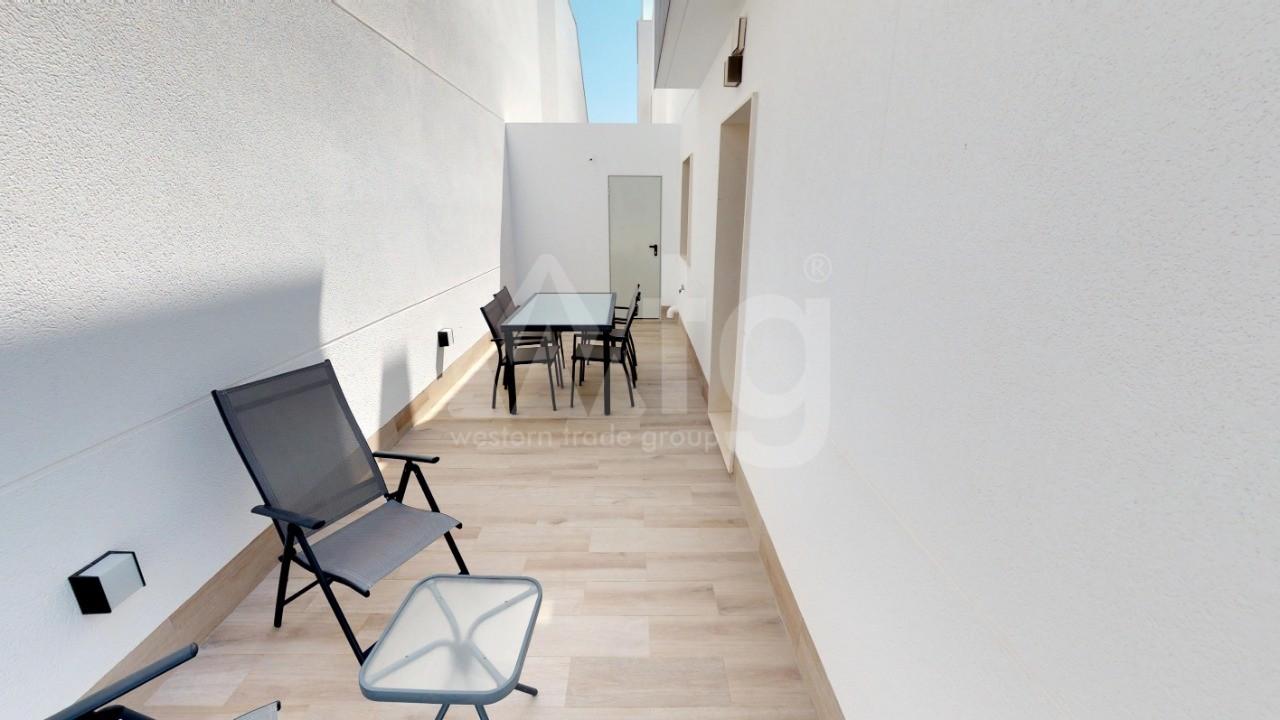 Villa de 3 chambres à San Pedro del Pinatar - GU8208 - 36