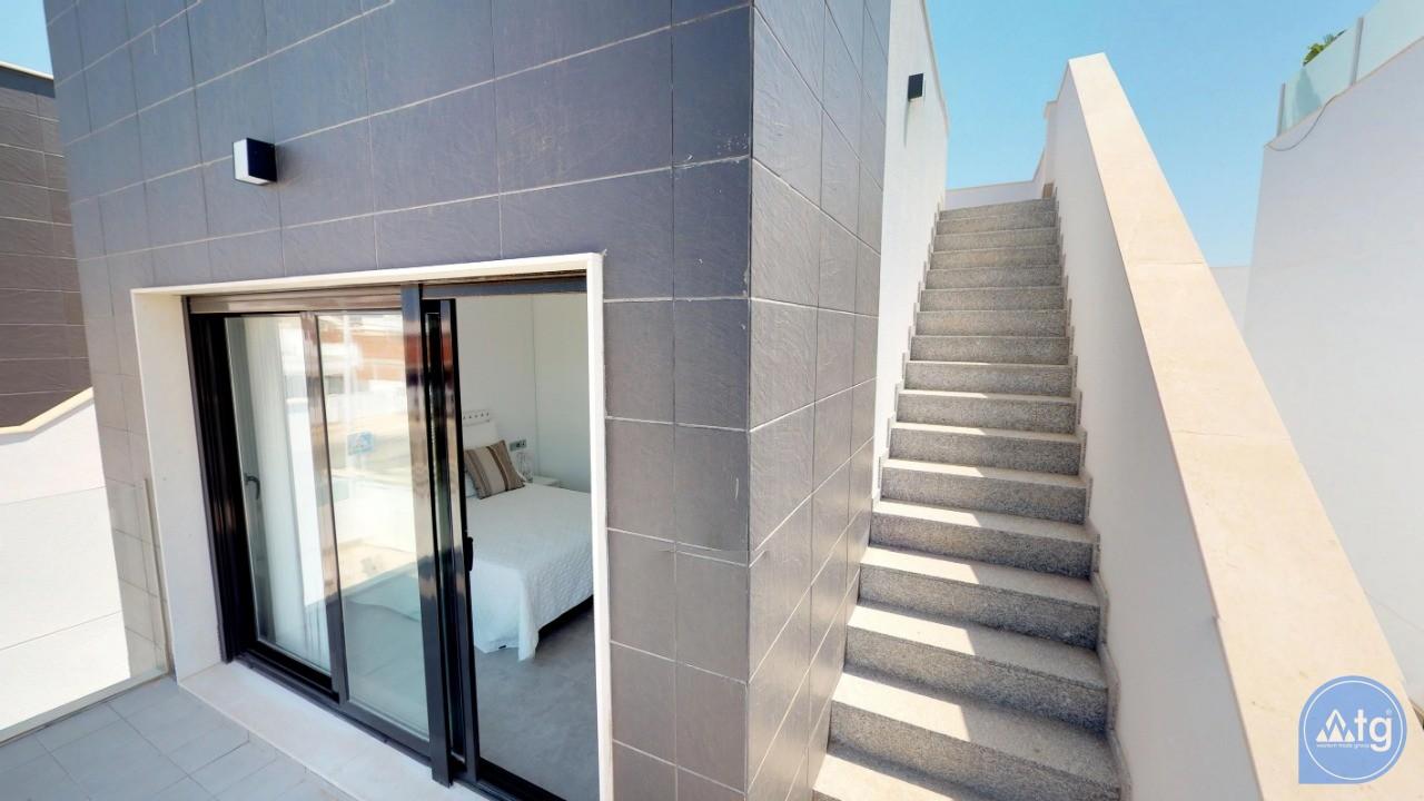 Villa de 3 chambres à San Pedro del Pinatar - GU8208 - 37