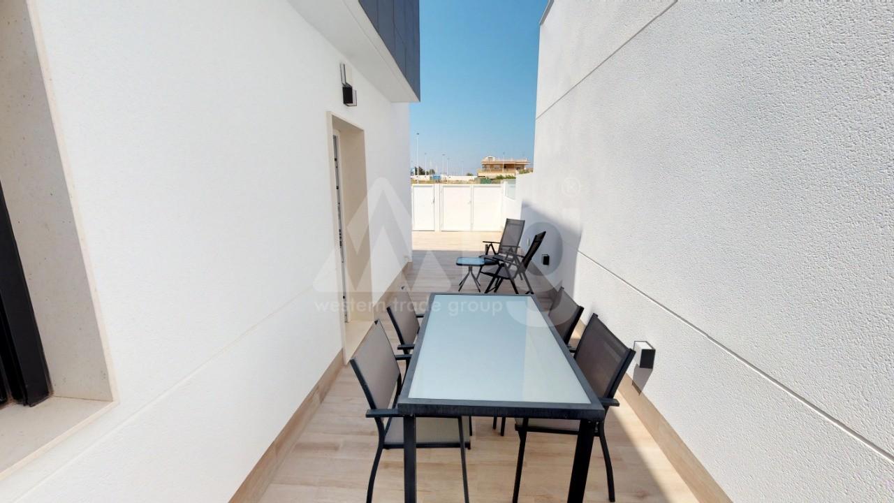Villa de 3 chambres à San Pedro del Pinatar - GU8208 - 38