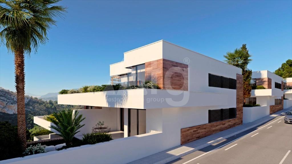 Villa de 3 chambres à San Pedro del Pinatar - GU8208 - 4