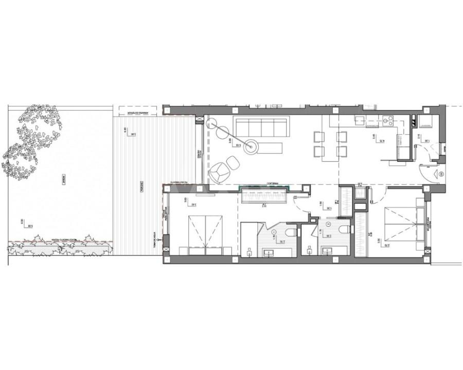 Villa de 3 chambres à San Pedro del Pinatar - GU8208 - 8