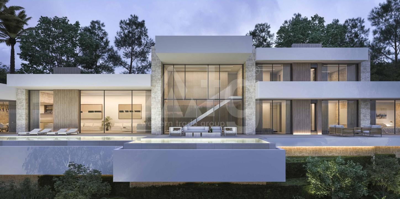 Villa de 3 chambres à Dehesa de Campoamor - W115927 - 2