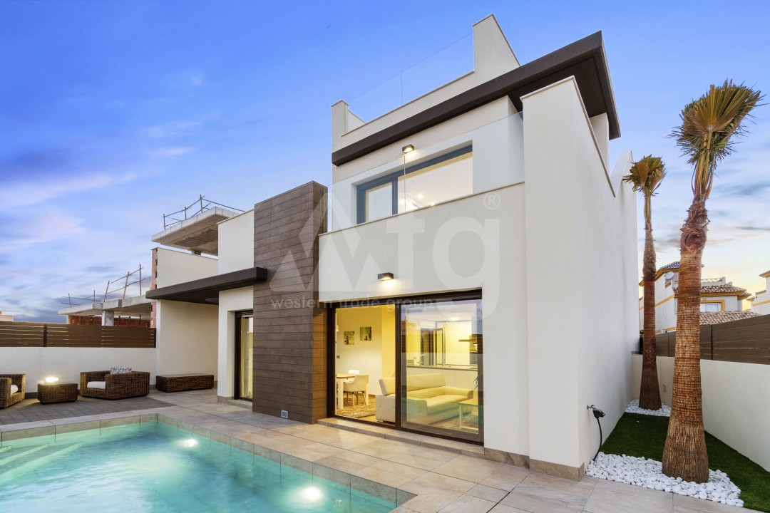 Villa de 3 chambres à Los Montesinos - HQH118820 - 3