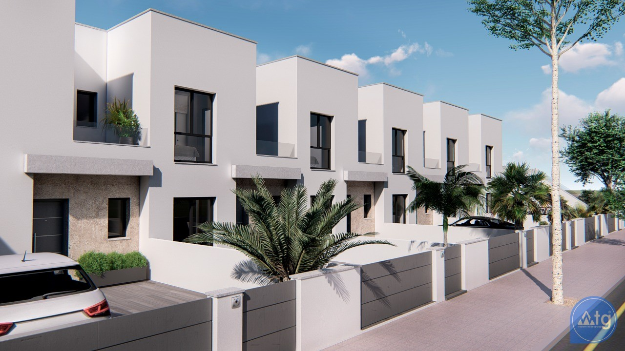 Villa de 4 chambres à Ciudad Quesada - AG4227 - 4