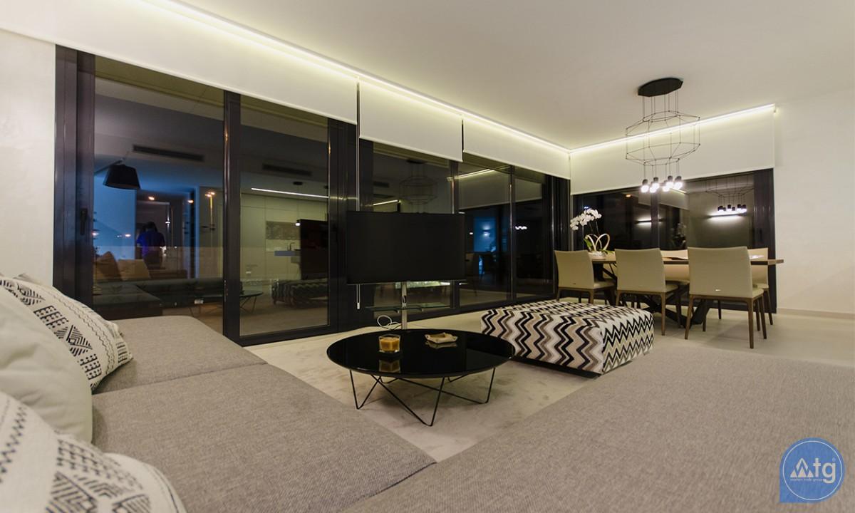 Villa de 4 chambres à Dehesa de Campoamor - AGI8512 - 13