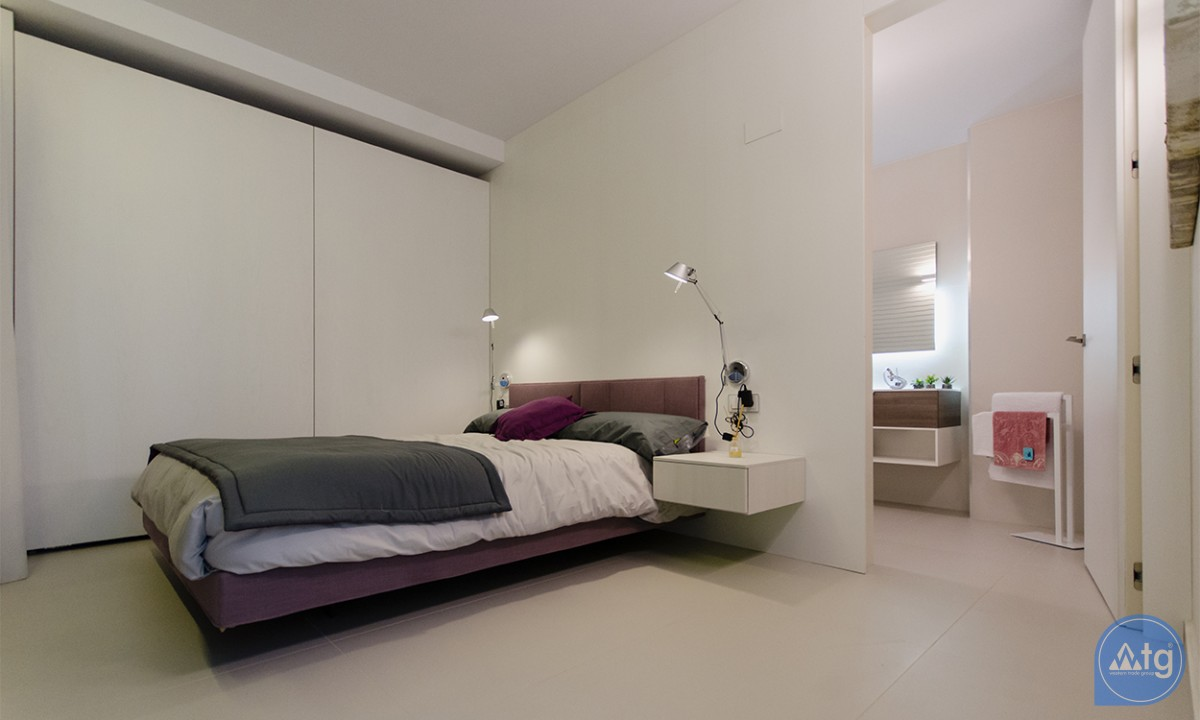 Villa de 4 chambres à Dehesa de Campoamor - AGI8512 - 25