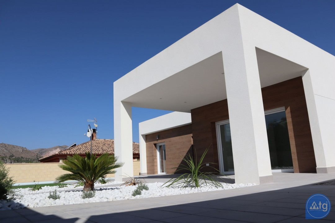 Villa de 3 chambres à Dehesa de Campoamor - NH115818 - 8