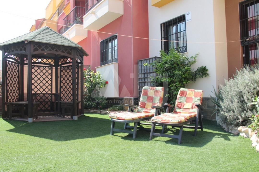 Bungalow de 3 chambres à Orihuela Costa - Z7227 - 21