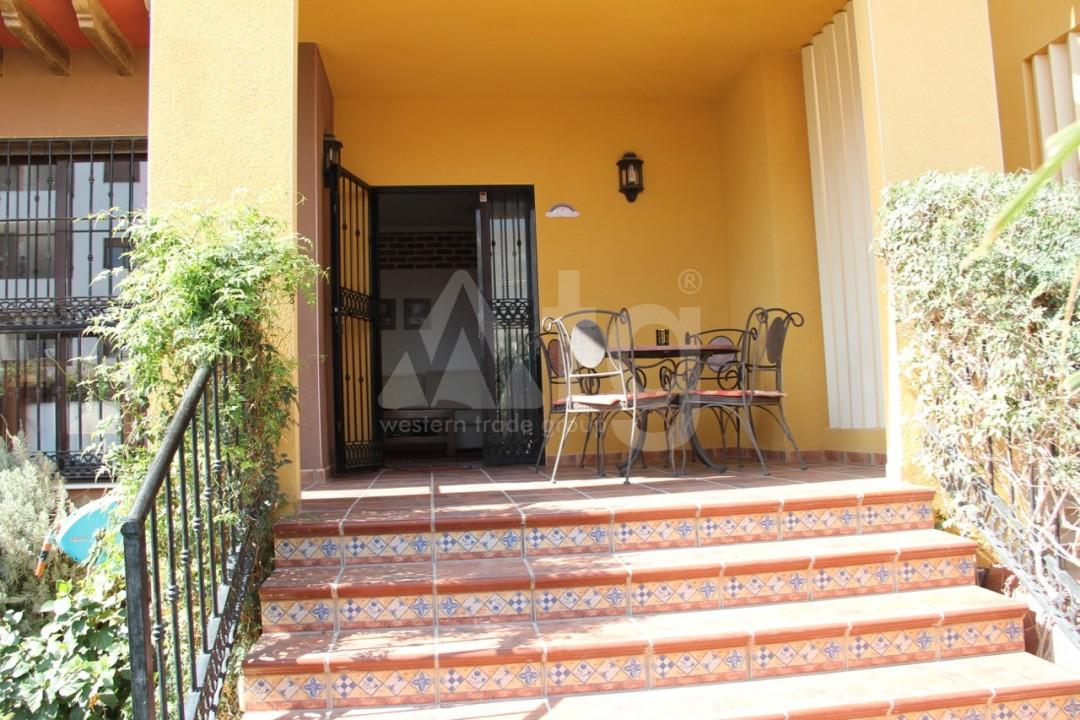Bungalow de 3 chambres à Orihuela Costa - Z7227 - 22