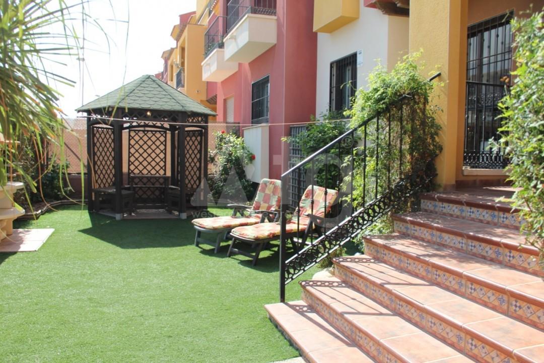 Bungalow de 3 chambres à Orihuela Costa - Z7227 - 24