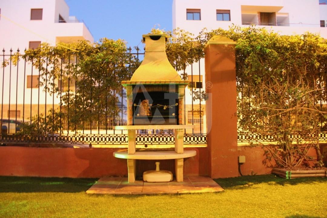 Bungalow de 3 chambres à Orihuela Costa - Z7227 - 25