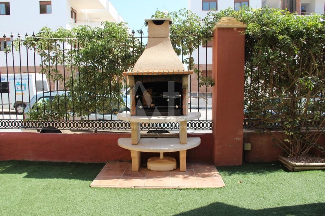 Bungalow de 3 chambres à Orihuela Costa - Z7227 - 29
