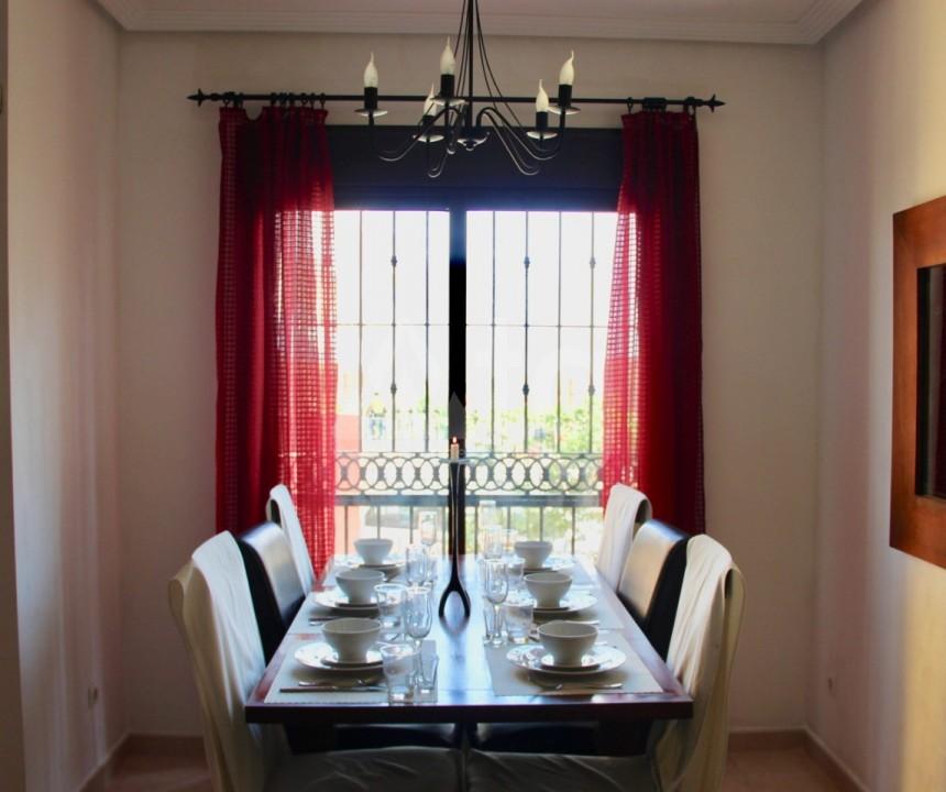 Bungalow de 3 chambres à Orihuela Costa - Z7227 - 32