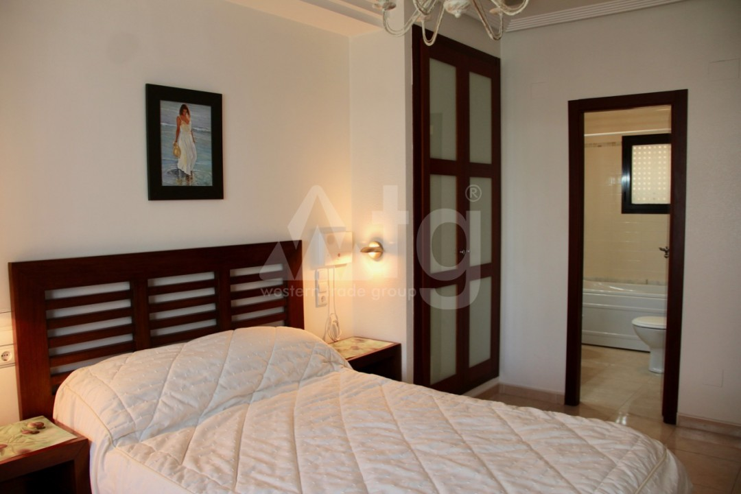 Bungalow de 3 chambres à Orihuela Costa - Z7227 - 44
