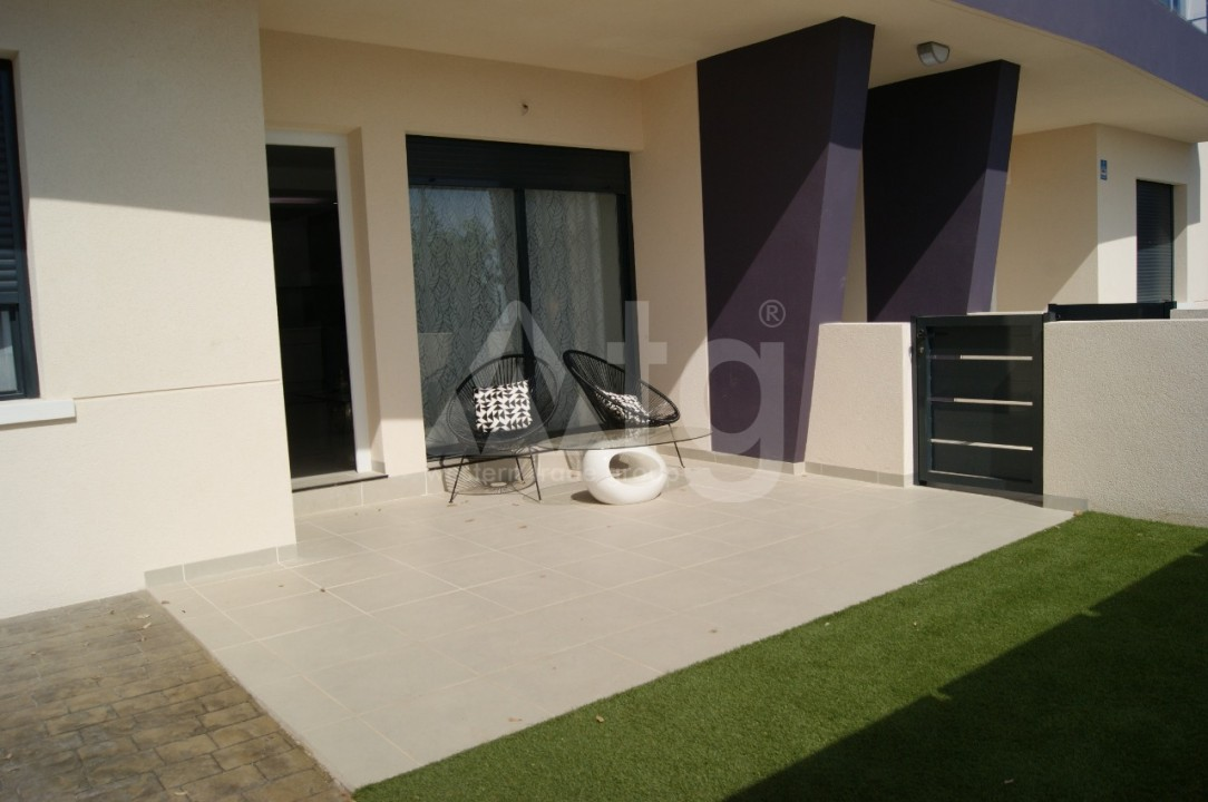 Bungalow de 3 chambres à Pilar de la Horadada - SR2619 - 21
