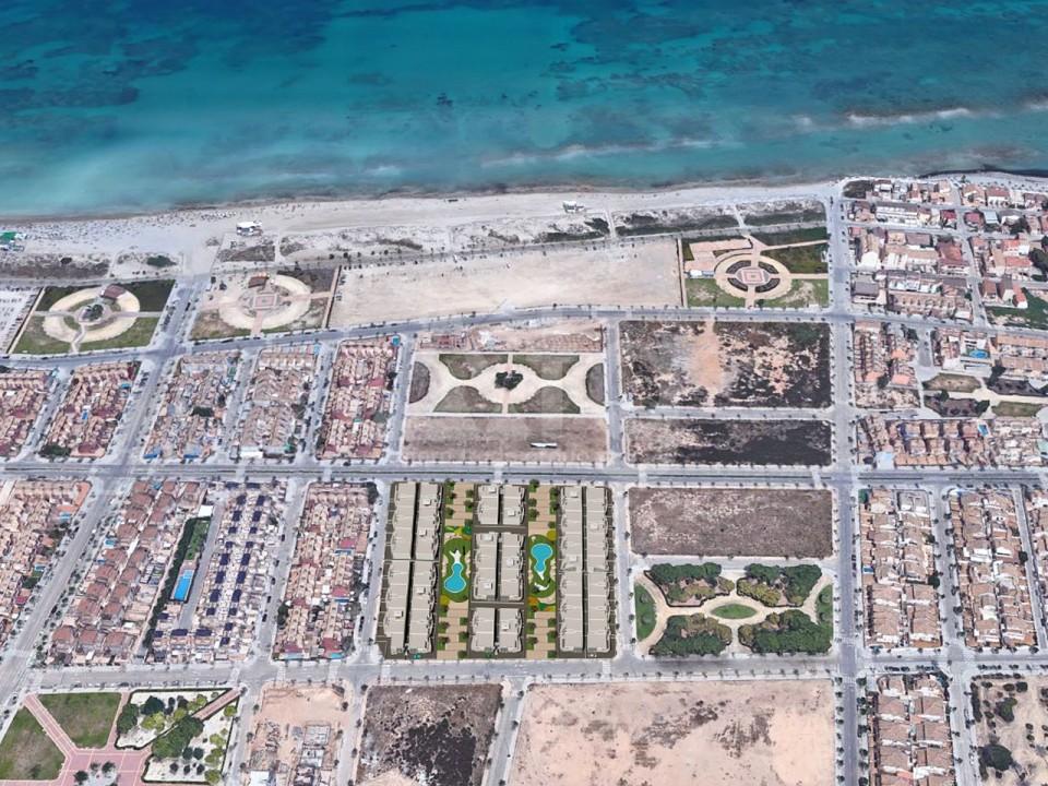 Bungalow de 2 chambres à Pilar de la Horadada - SR2620 - 12
