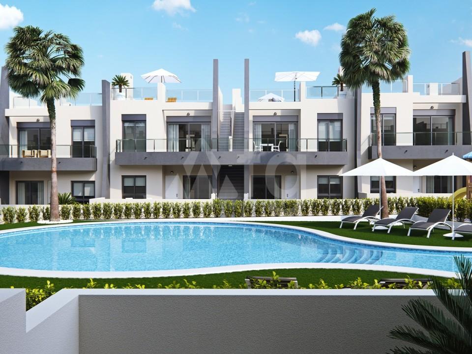 Bungalow de 2 chambres à Pilar de la Horadada - SR2620 - 3