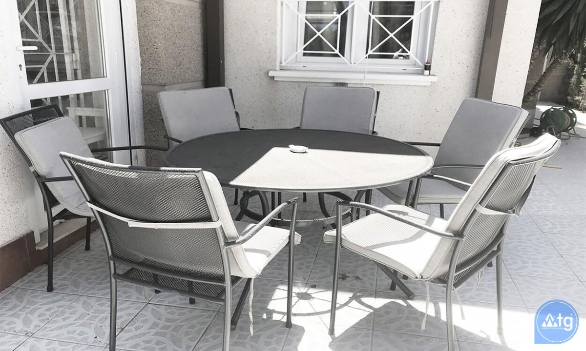 Bungalow de 4 chambres à Torrevieja - W5044 - 12