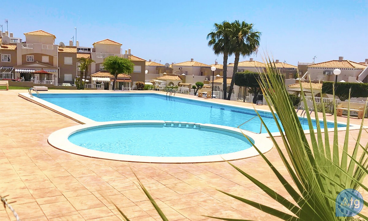 Bungalow de 4 chambres à Torrevieja - W5044 - 14