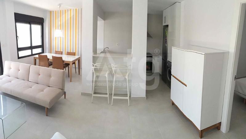 Bungalow de 4 chambres à Torrevieja - W5044 - 4