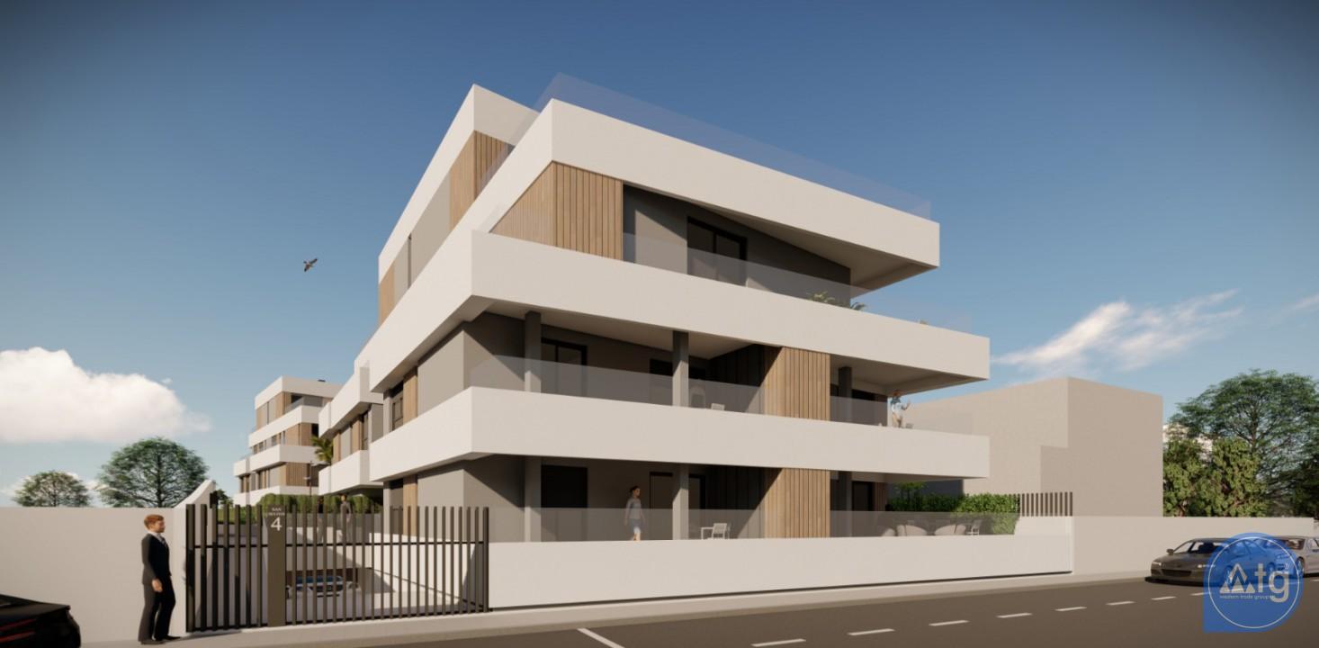 Bungalow de 2 chambres à Torrevieja - AGI5760 - 2