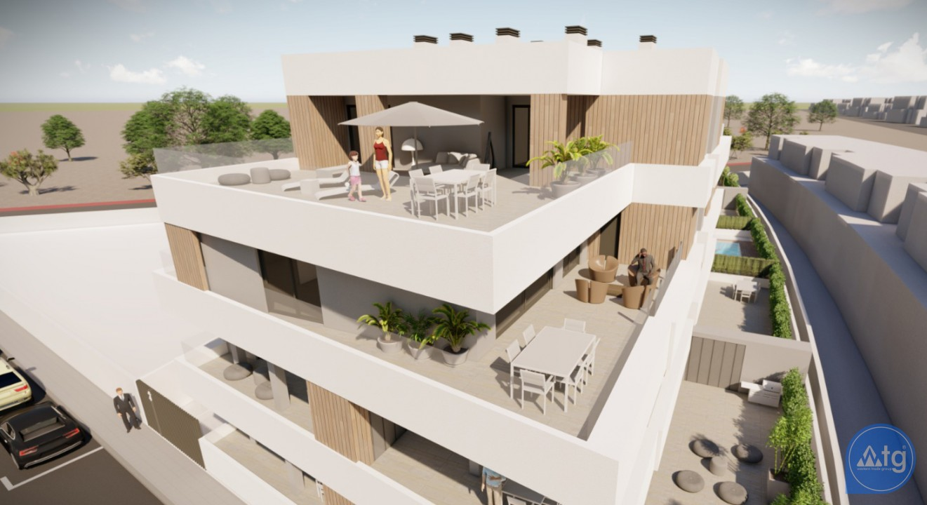 Bungalow de 2 chambres à Torrevieja - AGI5760 - 9
