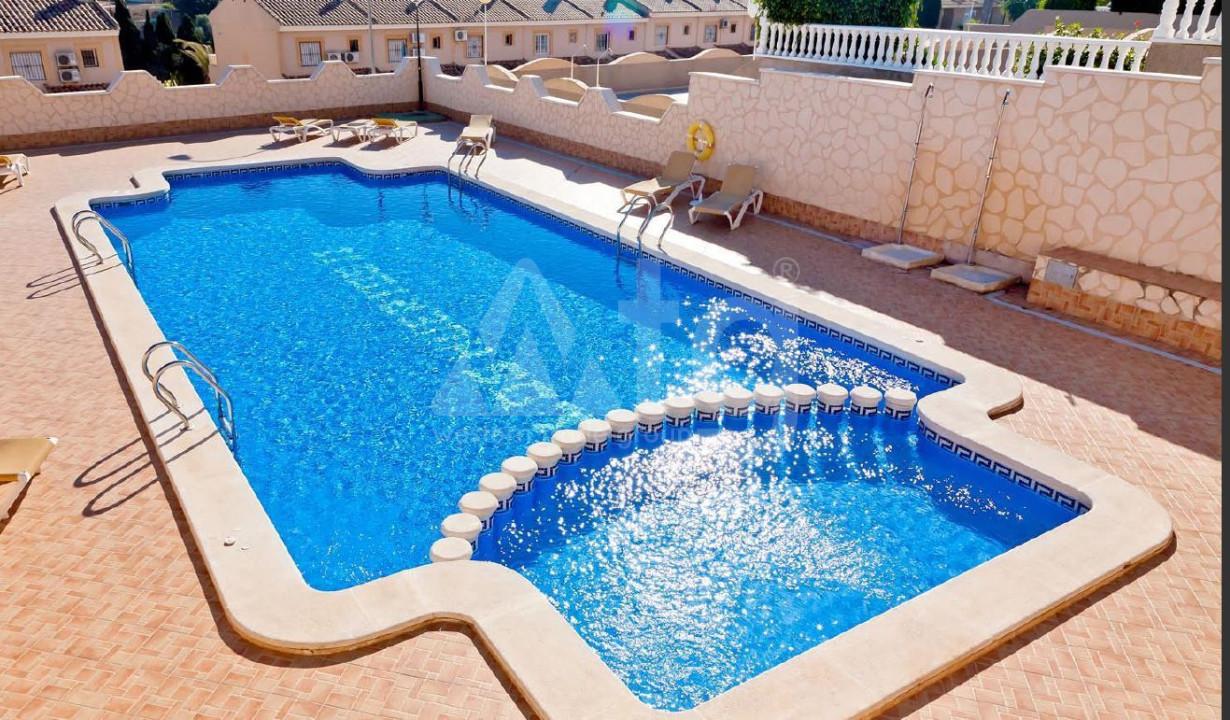 2 bedroom Bungalow in Ciudad Quesada - AGI4001 - 2